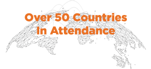 Over 50 Countries in Attendance