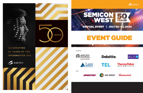 Virtual SEMICON West - Event Guide
