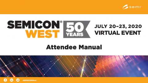 Virtual SEMICON West - Attendee Manual